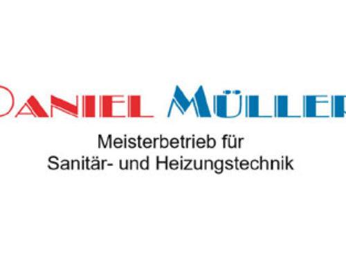 Daniel Müller Meisterbetrieb für Sanitär- und Heizungstechnik